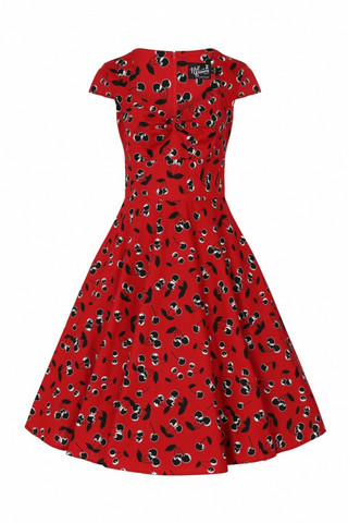 40055 HELL BUNNY ALISON 50´S DRESS