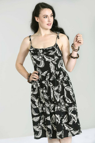 40057 HELL BUNNY CHIARA DRESS