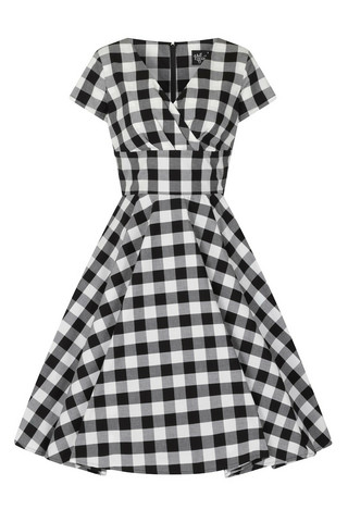 40086 HELL BUNNY VICTORINE 50´S DRESS