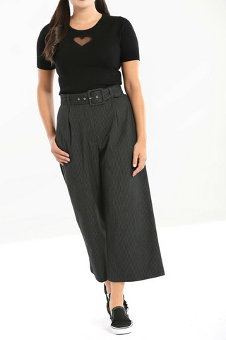 50068 HELL BUNNY BENNY CULOTTES