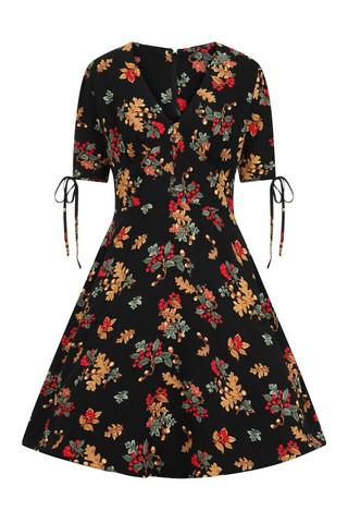 40197 HELL BUNNY AURELIA MID DRESS