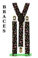 henkselit, peace, multicolor