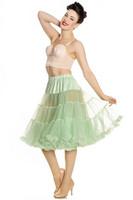 5180 Petticoat long, mnt