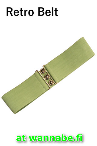 7065 Retro Belt, mnt