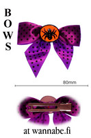 Bow, Spider, pur, 75mm