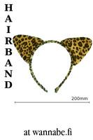 Cat Headband, leo