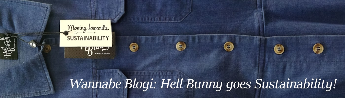HELL BUNNY GOES SUSTAINABILITY!