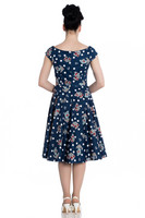 4716 Salina 50´s dress, KOOT XS, S