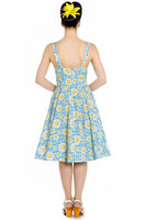 4695 Sunshine 50´s dress