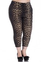 5453 Panthera Capris, plus size