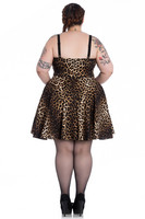 4771 Panthera Mini dress, plus size