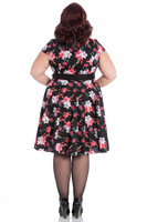 4773 Liliana dress, plus size