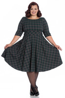 4734 Peebles 50´s dress, plus size