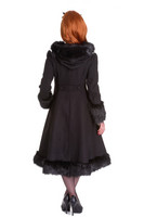 8057 Elvira Coat, blk