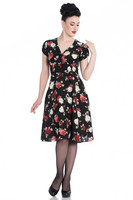 4749 HELL BUNNY Valentina dress