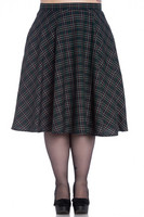 5451 Peeble 50´s skirt,plus size