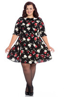 4748 Selma Mini dress, plus size