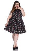 4784 STEVIE MINI DRESS, plus size