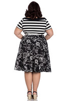 5475 MISTRAL 50´S SKIRT, plus size