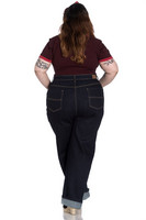 5459 WESTON DENIM JEANS, plus size