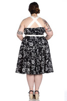 4781 MISTRAL 50´S DRESS, plus size