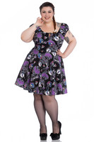 4767 Graciela Mini dress, plus size