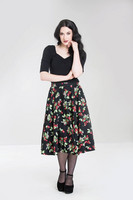 5504 Cherie 50´s skirt, plus size