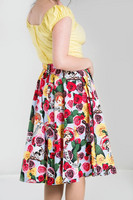 5503 Mexico 50´s skirt