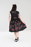 4838 Sabrina 50´s dress, plus size