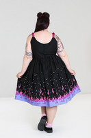 4839 Pinball 50´s dress, plus size