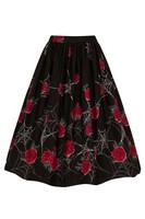 5507 Hell Bunny Sabrina 50´s skirt