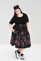 5507 Sabrina 50´s skirt, plus size