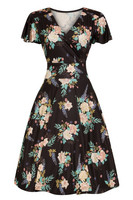 4837 HELL BUNNY FLORA DRESS
