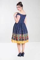 4845 Nutcracker 50´s dress