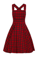 4827 Irvine Pinafore dress