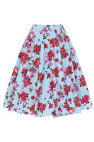 5525 Alyssa 50´s skirt, plus size