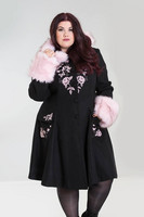 8082 Anderson Coat, blk, plus size