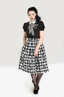 HLB50003 HAUNTLEY 50´S SKIRT