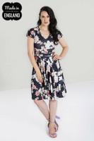 40068 HELL BUNNY TUSSY MUSSY DRESS