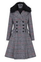 80004 HELL BUNNY PASCALE COAT