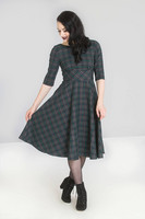 4734 Peebles 50´s dress, grn