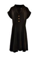 40043 HELL BUNNY SAHARA 50´S DRESS, BLACK