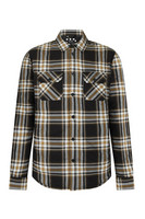 60012 CHET ROCK FLANEL CHECKED OVERSHIRT, MUST