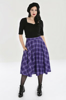 50098 HELL BUNNY KENNEDY 50´S SKIRT