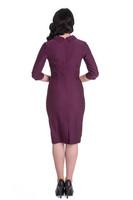 4559 HELL BUNNY DEBBIE DRESS