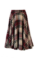 15560 TIMELESS SOPHIEN SKIRT, BURG