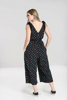 50116 HELL BUNNY TRUE LOVE JUMPSUIT