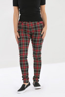 50094 HELL BUNNY CLASH SKINNY TROUSERS