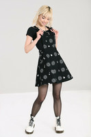 40185 HELL BUNNY OCULUS PINAFORE