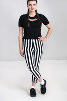 50127 HELL BUNNY OTHO TROUSERS